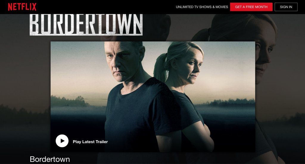 Watch Season One and Two of Bordertown on Netflix!
