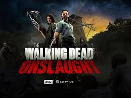 Hear me in The Walking Dead:Onslaught VR Game!